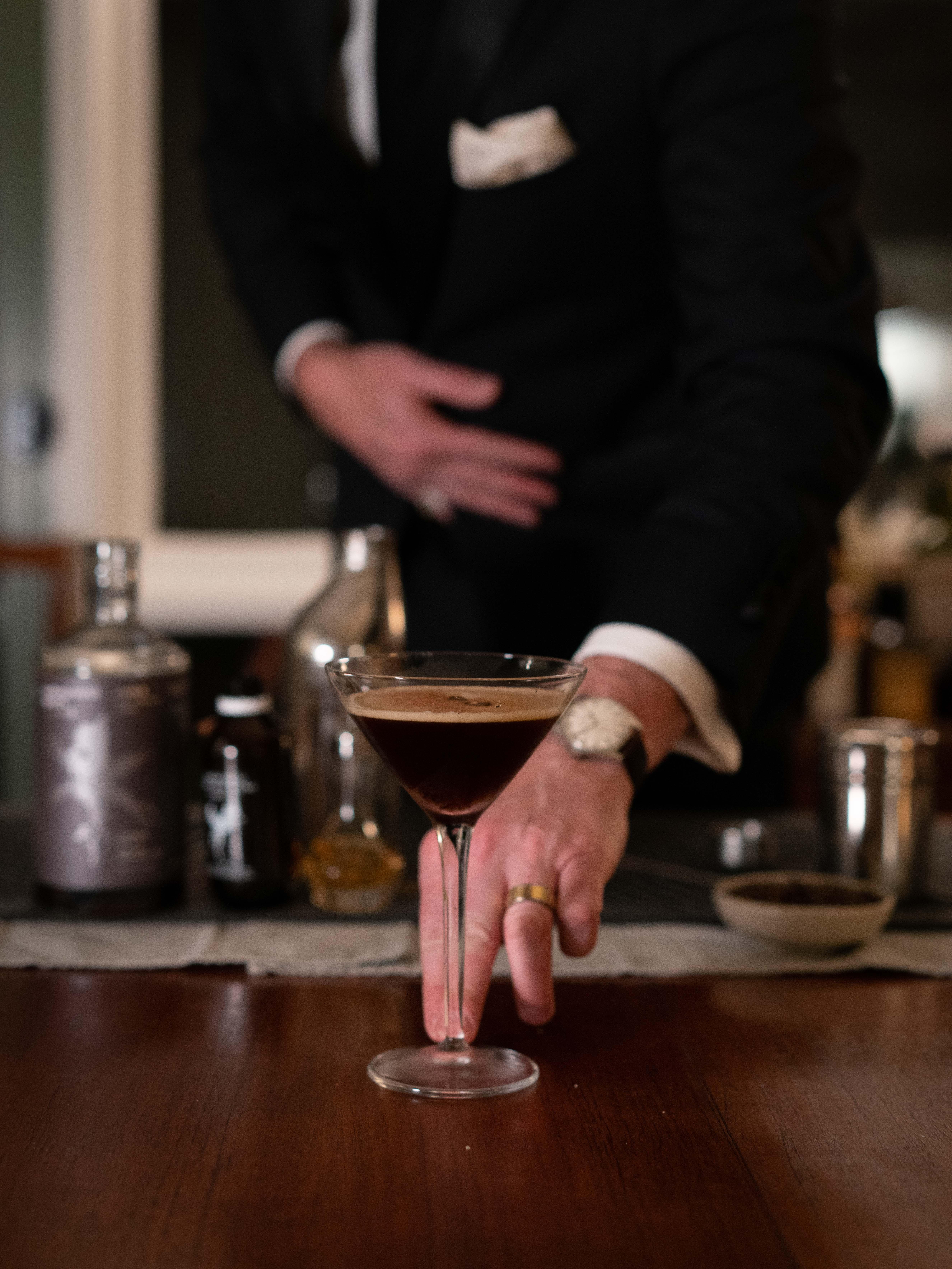 The Espresso Martini The Martini Whisperer
